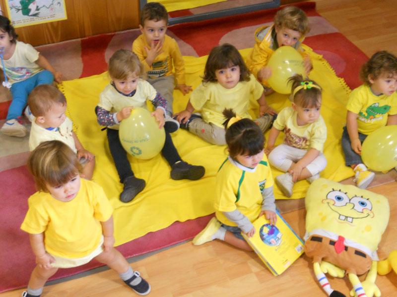 Fiesta del amarillo