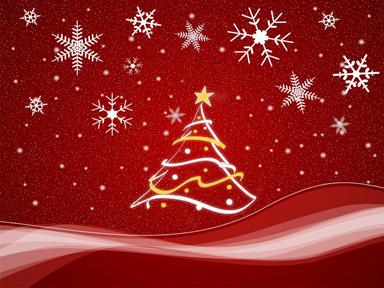 Celebración de la fiesta de Navidad 2013